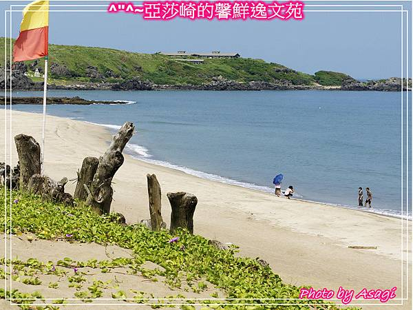 台灣好行 皇冠北海岸線 亞莎崎看見精緻旅遊P05