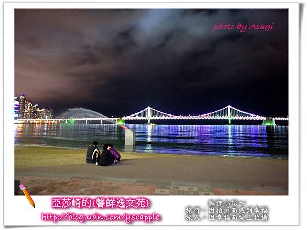釜山首爾追星旅行-釜山廣安大橋