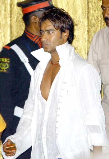 Gusts attened Sangeet before the actual wedding - Ajay Devgan