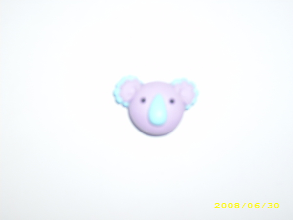 黏土做ㄉ  -   無尾熊磁鐵