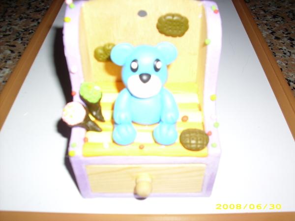 熊寶寶   置物櫃11