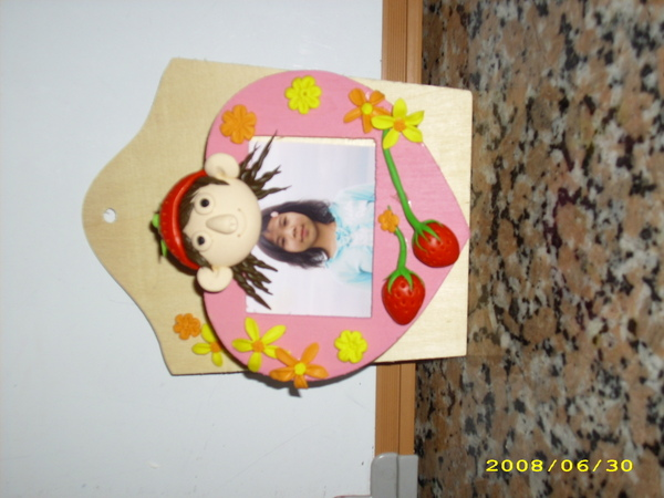 草莓娃娃相框14