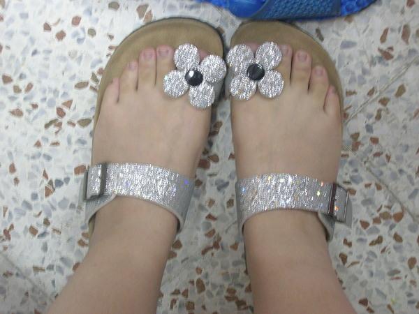 我的新鞋鞋