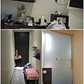 房間內小,乾淨,整齊