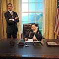 歐巴馬很愛笑!