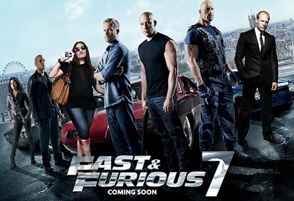 玩命關頭7 Fast & Furious 7