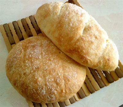 鄉村麵包0