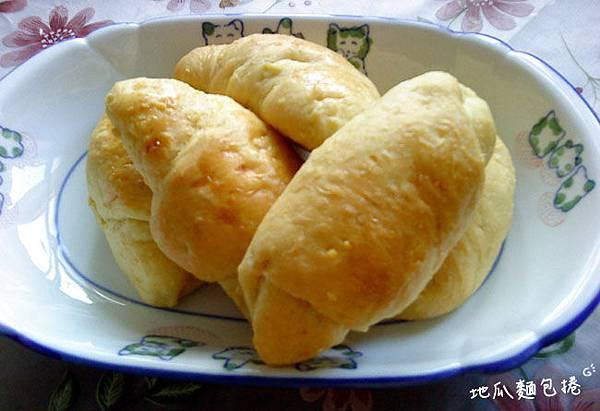 地瓜麵包捲