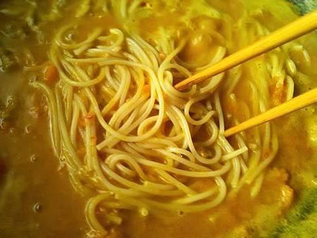 南瓜義麵3