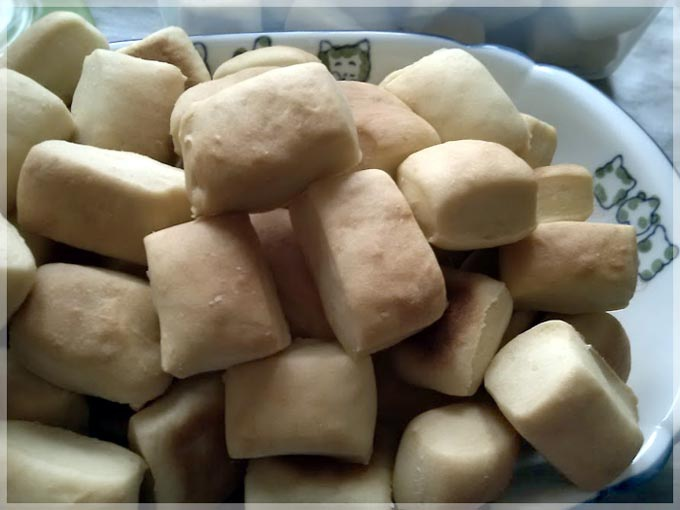 豆沙小麵包2