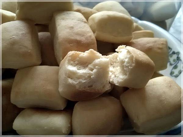 豆沙小麵包