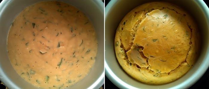 九層鹹蛋糕3