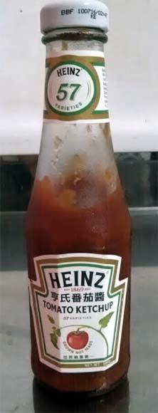 亨氏番茄醬1