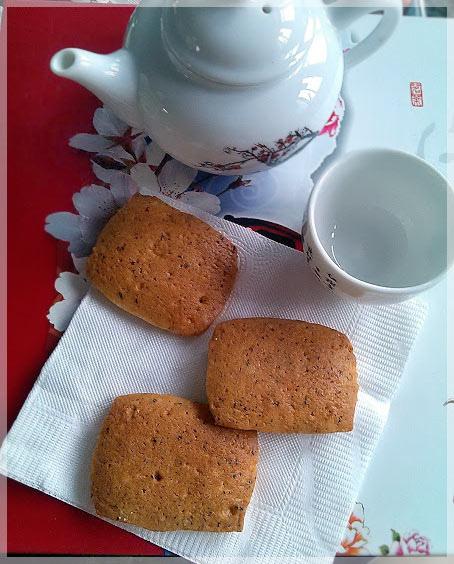 烏龍茶葉餅乾0