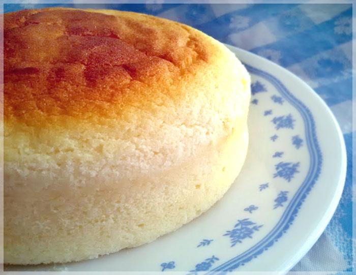 檸檬輕蛋糕6