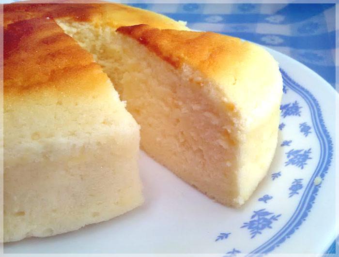 檸檬輕蛋糕