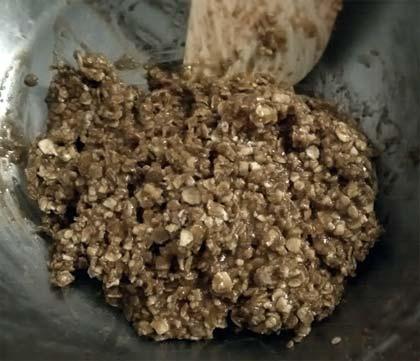 黑糖蜂蜜燕麥餅乾2