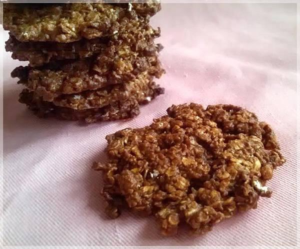 黑糖蜂蜜燕麥餅乾