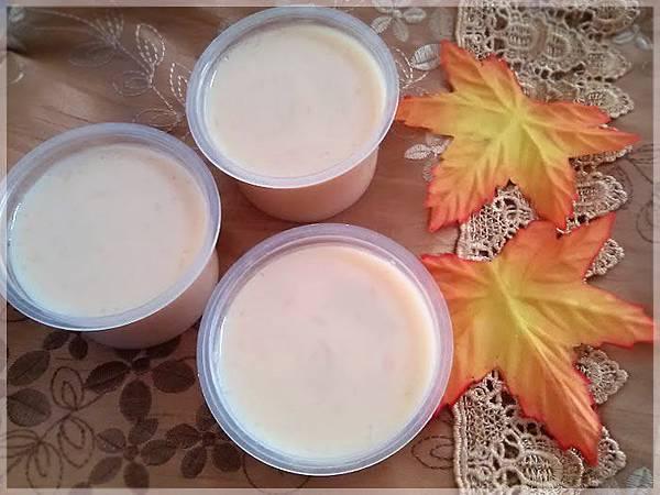 煉乳茶香凍-