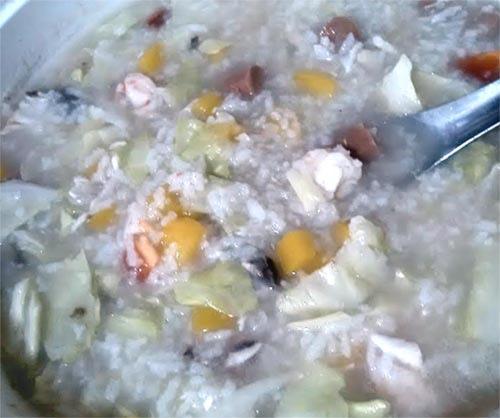什錦海鮮粥3
