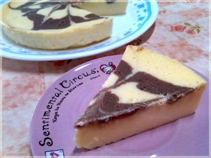 白巧克力優格蛋糕7
