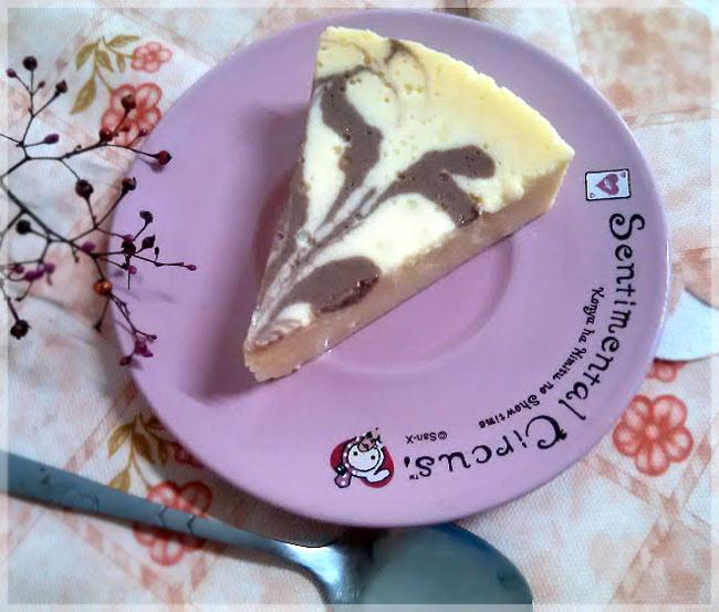 白巧克力優格蛋糕