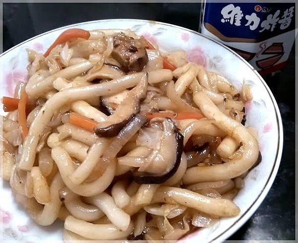 醬炒米苔目