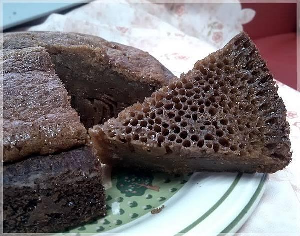 黑糖蜂巢蛋糕