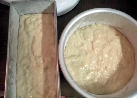 香蕉蛋糕3