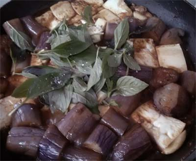 茄子豆腐煲4