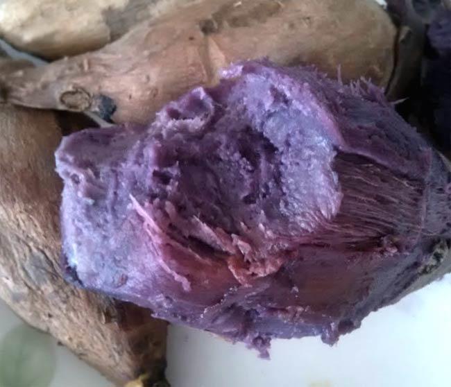 電鍋烤地瓜