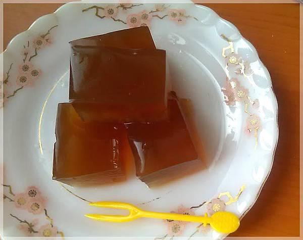 桂圓紅棗凍