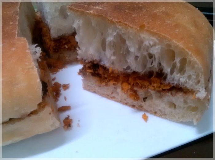 懶人三明治