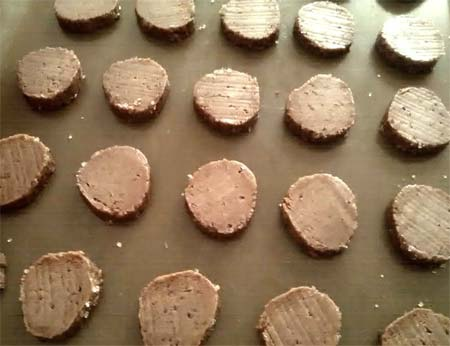 可可糖鑽餅乾5