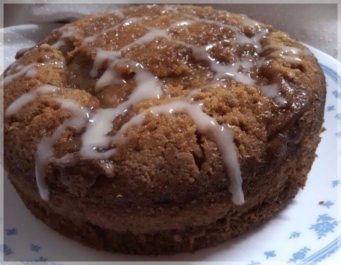 檸檬蜂巢蛋糕5