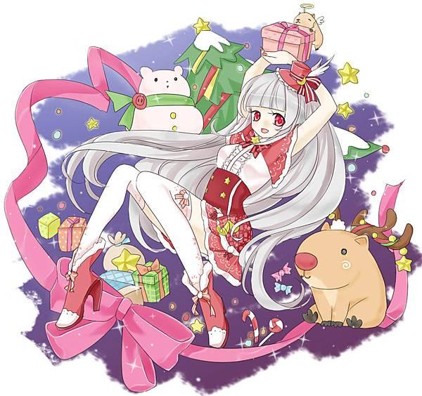 2015聖誕完稿