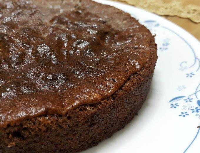 濃醇巧克力蛋糕5
