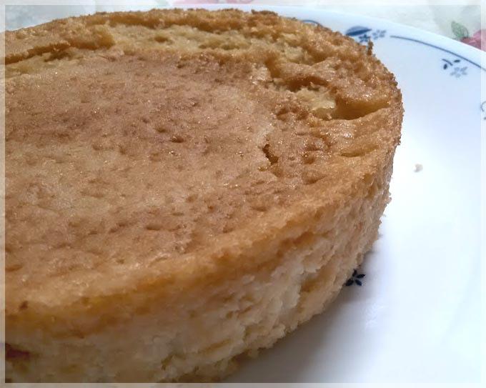 蜂蜜優格雙層蛋糕4
