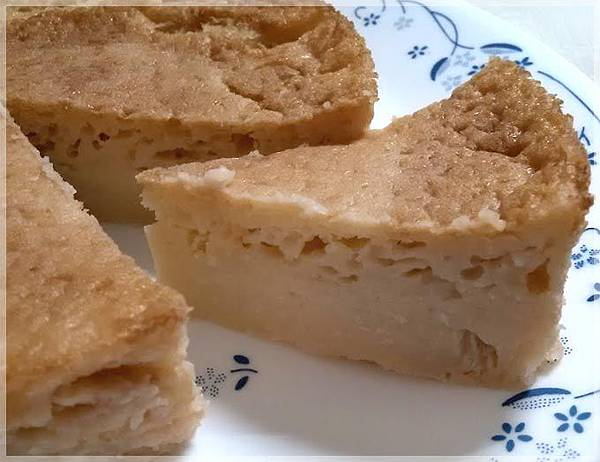 蜂蜜優格雙層蛋糕