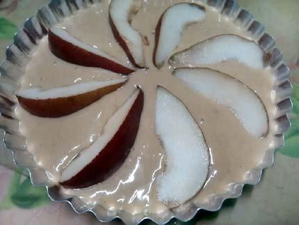 蜂蜜洋梨蛋糕4