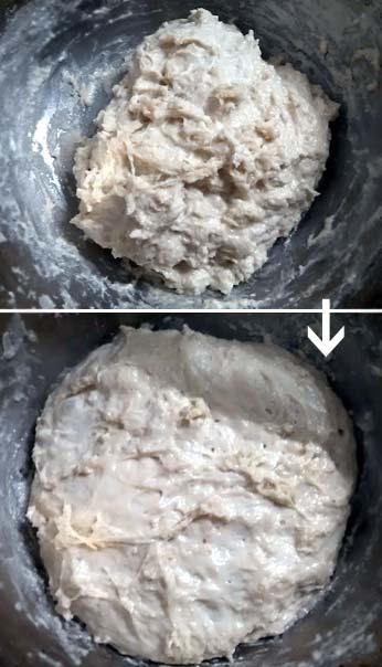 紅豆蒸麵包1