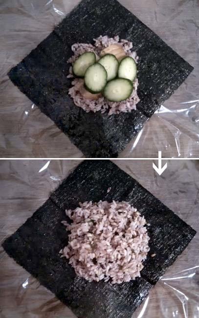 醬燒魚免捏飯糰3