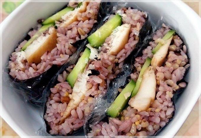 醬燒魚免捏飯糰