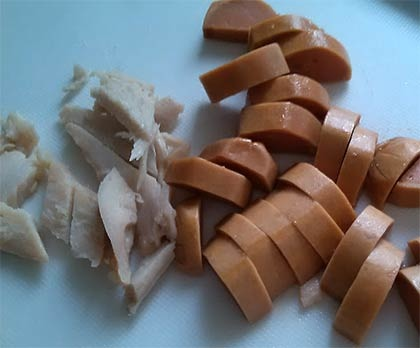 雞犬熱壓三明治1