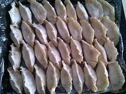 雞肉玉米餃4