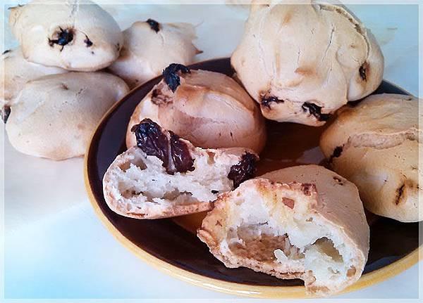 葡萄乾QQ麵包-