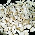 菇雞肉燥麵1