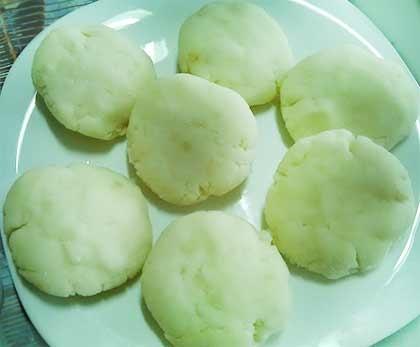 馬鈴薯團子3