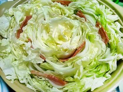 千層白菜4