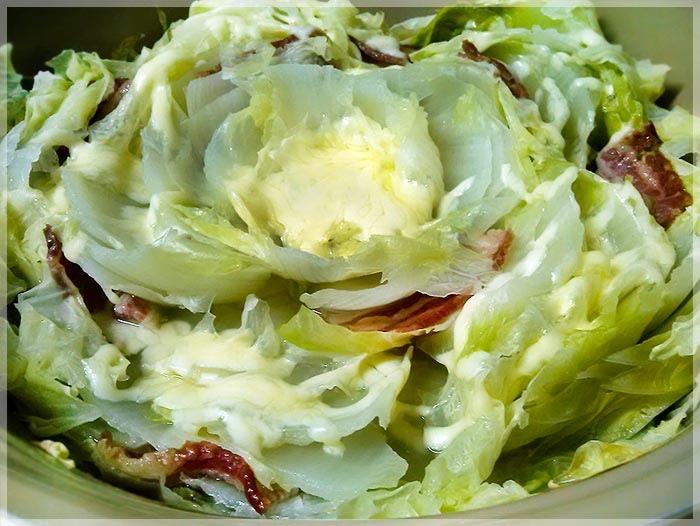 千層白菜-